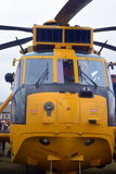 RAF ελικόπτερο βασιλιάδων θάλασσας Στοκ Φωτογραφίες
