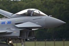 RAF τυφώνας στοκ εικόνες με δικαίωμα ελεύθερης χρήσης