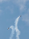 RAF Blades Performing at Dunsfold Stock Images
