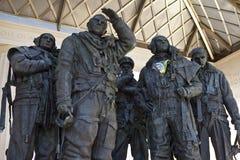 RAF Bomber Command Memorial à Londres images stock