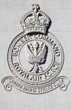 RAF Bomber Command Memorial à Londres photo stock