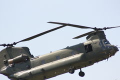 RAF Chinook Royalty Free Stock Images