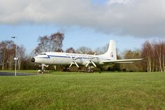 RAF Cosford Museum Royalty Free Stock Photos