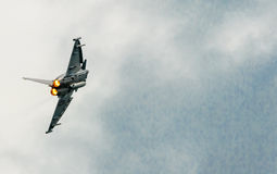 RAF Eurofighter Typhoon Royalty Free Stock Images