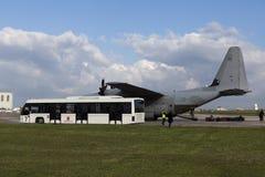 RAF Evac Stock Photo
