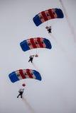 RAF Falcons em Sunderland Airshow Fotos de Stock