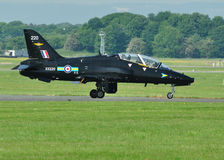 RAF Hawk Royalty Free Stock Photos
