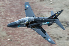 RAF HAWK Royalty Free Stock Photo
