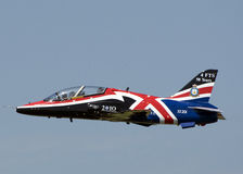 RAF Hawk Jet Stock Images