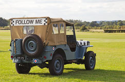 RAF Jeep Stock Photos