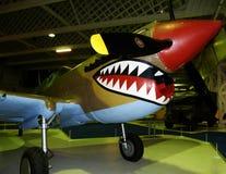 RAF Londyn muzeum obraz stock