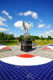 RAF Memorial, Alrewas. Royalty Free Stock Photo