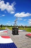 RAF memorial, Alrewas. Stock Photo