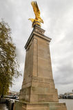 RAF Memorial, London Stock Photography
