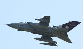 RAF Panavia tornado Zdjęcia Stock