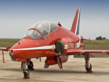 RAF Red Arrows Royalty Free Stock Images