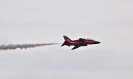 RAF Red Arrows Display Team Stock Image