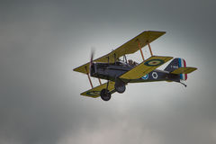 RAF SE5a vintage fighter aircraft Stock Photo
