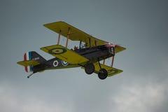 RAF SE5a vintage fighter aircraft Stock Images