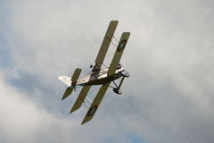 RAF SE5a vintage fighter aircraft Royalty Free Stock Photography