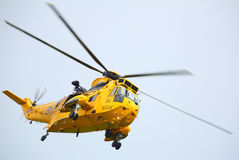 RAF Sea King Royaltyfria Bilder