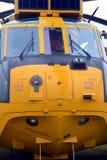 RAF Sea-koning Helicopter Stock Afbeeldingen