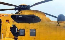 RAF Sea konung Helicopter Arkivfoton