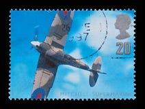 RAF Spitfire royalty-vrije stock foto