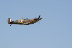 RAF Spitfire Royalty Free Stock Photos