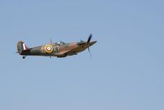 raf spitfire Στοκ φωτογραφίες με δικαίωμα ελεύθερης χρήσης