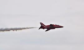 RAF strzała pokazu Czerwona drużyna Obraz Stock