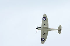 RAF supermarine Spitfire Royalty Free Stock Photography