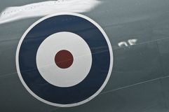 RAF symbol Stock Photography