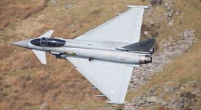 RAF tajfun Obrazy Royalty Free