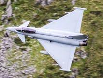 RAF tajfun Fotografia Stock