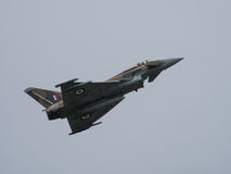 RAF Tajfun Eurofighter obraz royalty free