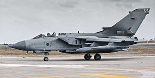 RAF Tornado Royalty Free Stock Photos