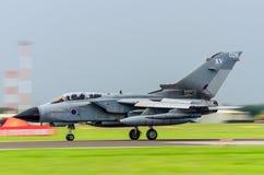 RAF tornado Fotografia Royalty Free