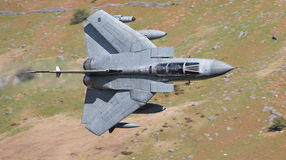 RAF Tornado Gr4 Royalty Free Stock Photos