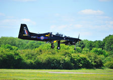 RAF Tucano Stock Photo