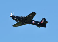 RAF Tucano Trainer Royalty Free Stock Photos