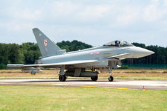 RAF typhoon Stock Photo