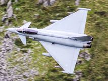 RAF Typhoon Stock Photography