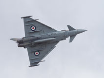 RAF Typhoon jet fighter Stock Photos