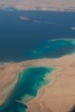 Rafa koralowa. Czerwony morze Fotografia Royalty Free
