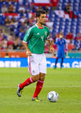Rafa Marquez Royalty Free Stock Photo