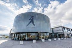 Rafa Nadal Sports Centre royaltyfri fotografi