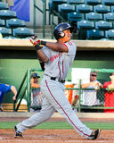 Rafael Devers, Greenville Drive Royalty Free Stock Photo