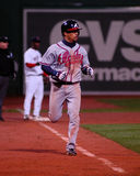 Rafael Furcal, Atlanta Braves Stock Photos