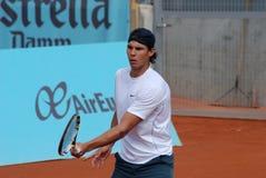 Rafael Nadal Stockfotos